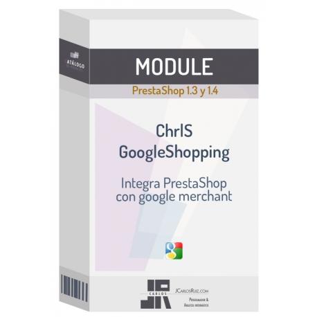 Módulo Google Shopping v2.0