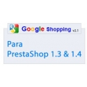 Módulo Google Shopping para Prestashop 1.3 y 1.4