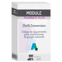 Módulo prestashop 1.6 Código de seguimiento para conversiones de Google Adwords