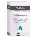 Módulo Código de seguimiento para conversiones de Google Adwords