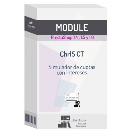 ChrlS ct Gestion de tarjetas