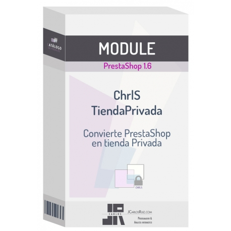 ChrLS Tienda Privada