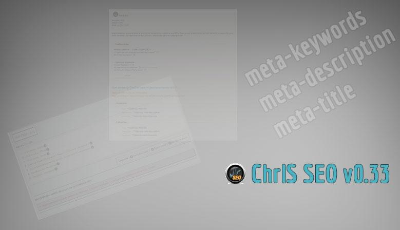 ChrlS Posicionamiento SEO v0.33